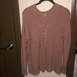 Charlotte Russe Warm Sweater